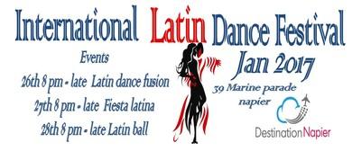 International Latin Dance Festival