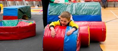 Gymnastics for Pre School Kids