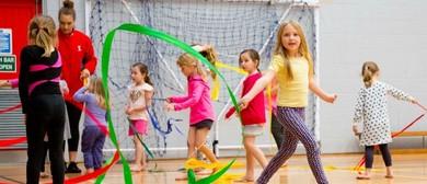 Gymnastics for School Age Kids