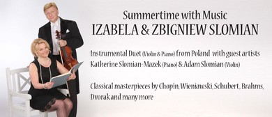 Summertime with Izabela & Zbigniew Slomian