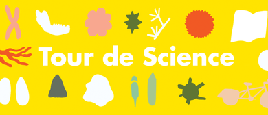 Tour De Science - A Science Storytelling Show