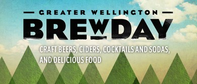 Greater Wellington Brew Day 2017