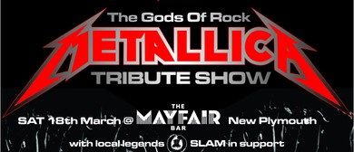 Gods of Rock Metallica Tribute Show
