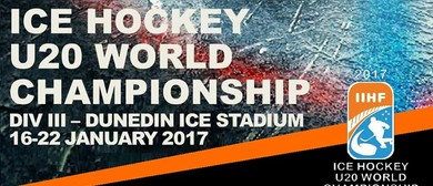 IIHF U20 World Championship (Div 3) Ice Hockey