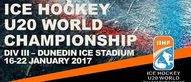 IIHF U20 World Championship (Div 3) Ice Hockey