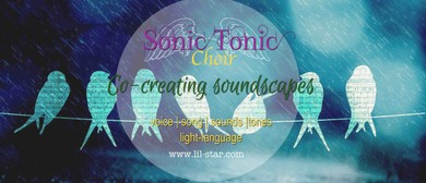 Sonic Tonic Choir - Free your voice!