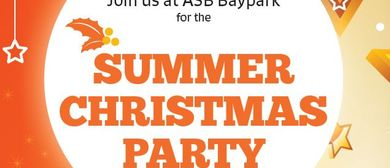Summer Christmas Party with Shane Cortese & the 8-Track Band