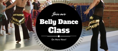 Belly Dance Classes for Intermediate Students