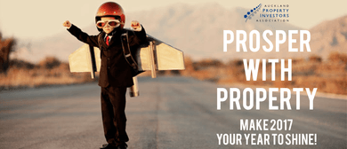 Prosper With Property - Make 2017 Your Year to Shine