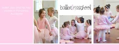 Primaballerina Ballet 3 - 4 Years