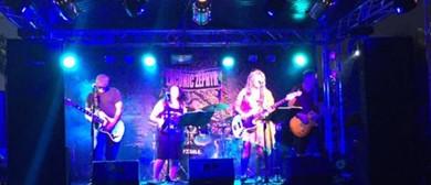 Laconic Zephyr Live Pop-Rock Show