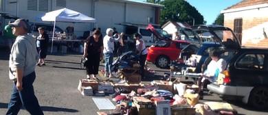 Paeroa Carboot Market