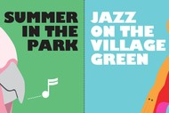 Jazz On the Village Green - Shake-'Em-On-Downers