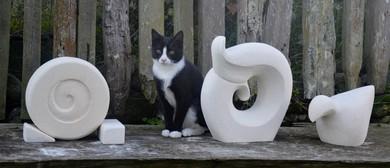 Sculpture Play 3D - Oamaru Stone Sunday Workshop
