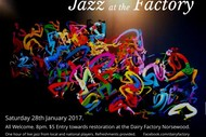 Jazz At the Factory