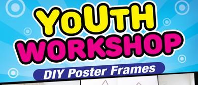 DIY Poster Frames