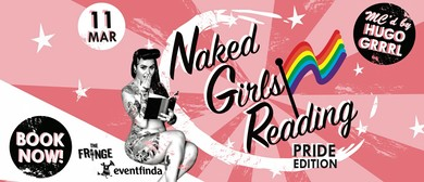 Naked Girls Reading: The Pride Edition!