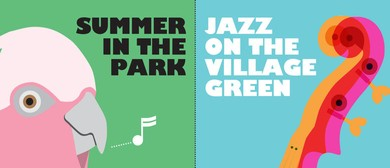 Jazz On the Village Green - Stefan Nagler Trio
