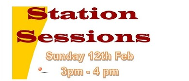 Station Sessions - Poetry Readings
