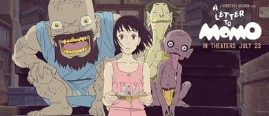 Japanese Film: A letter to Momo
