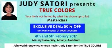 Judy Satori's True Colors Masterclass
