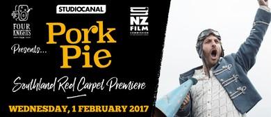 Pork Pie Southland Red Carpet Premiere