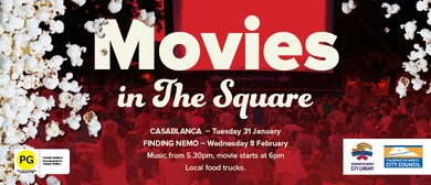 Movies In the Square - Casablanca