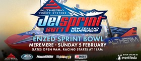 The Altherm New Zealand Jetsprint Championship -  Round 2