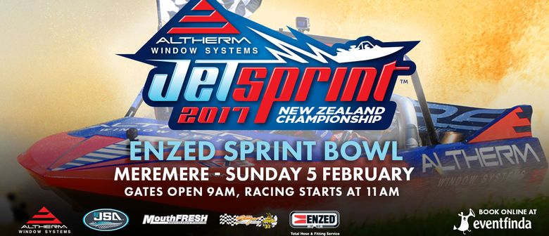 The Altherm New Zealand Jetsprint Championship -  Round 2