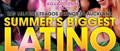 Summers biggest Latino party