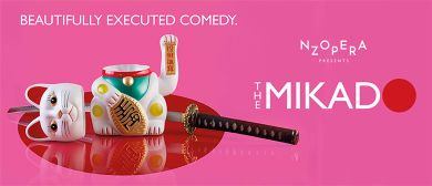 New Zealand Opera: The Mikado