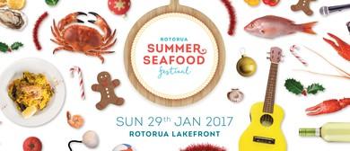 Rotorua Summer Seafood Festival 2017
