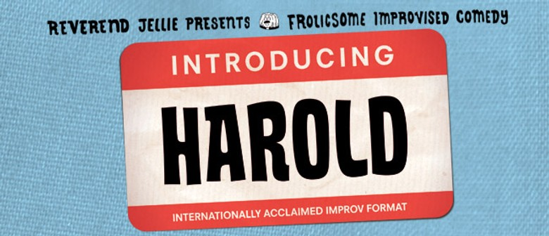 Introducing Harold