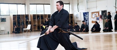 Introduction to Iaidō - Japanese Sword Martial Art