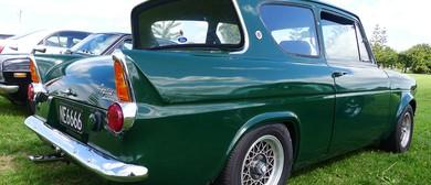 Auckland Brit & Euro Classic Car Show