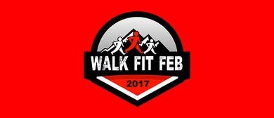 Walk Fit Feb - A Structural Chiropractic Event