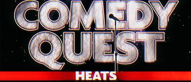 Wellington Raw Comedy Quest - Heat 1