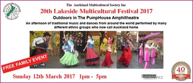 20th Lakeside Multicultural Festival