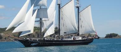 Spirit of Adventure Adult Coastal Sailing