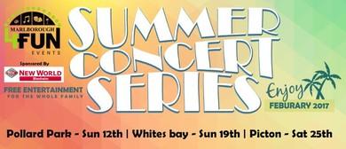 Summer Concert Series 2017