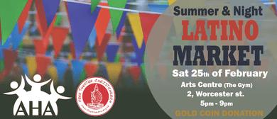 Summer Latino Market