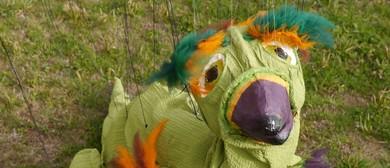 Meet Te Manawa's Hypsilophodon