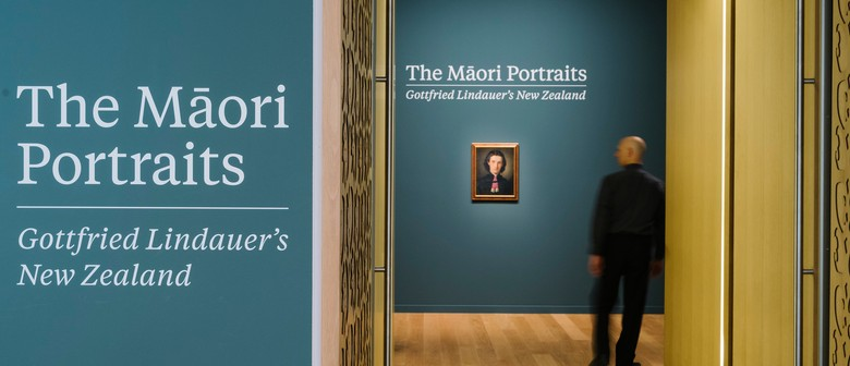 Guided Tour - The Māori Portraits