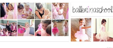 Nzamd Rosette 3 Ballet and Jazz 6 - 8 Years