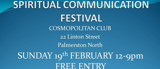 Spiritual Communication Festival