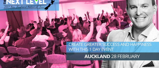 The Next Level Auckland 2017