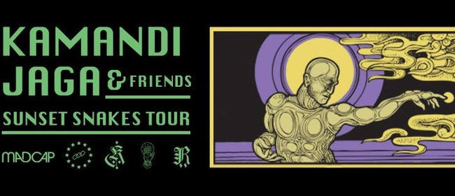 Kamandi, Jaga & Friends - Sunset Snakes Tour