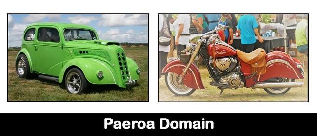 Paeroa Rotary V8 & Motorcycle Show and Swap Meet