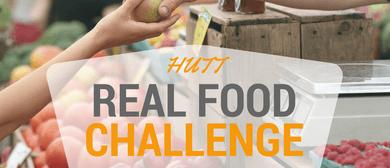 Hutt Real Food Challenge