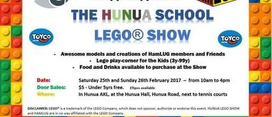 Hunua School Lego Show